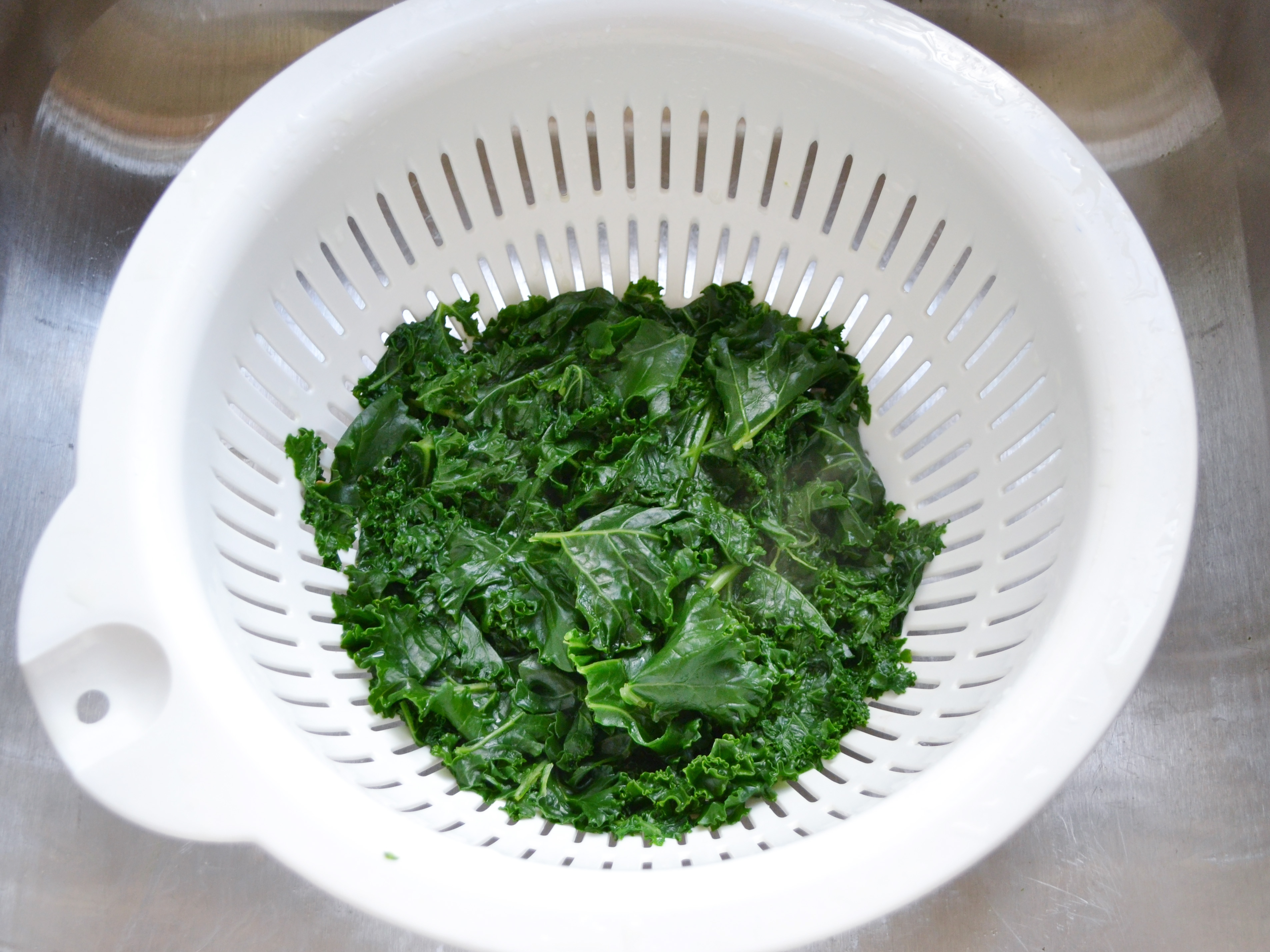 How To Boil Kale Food Com