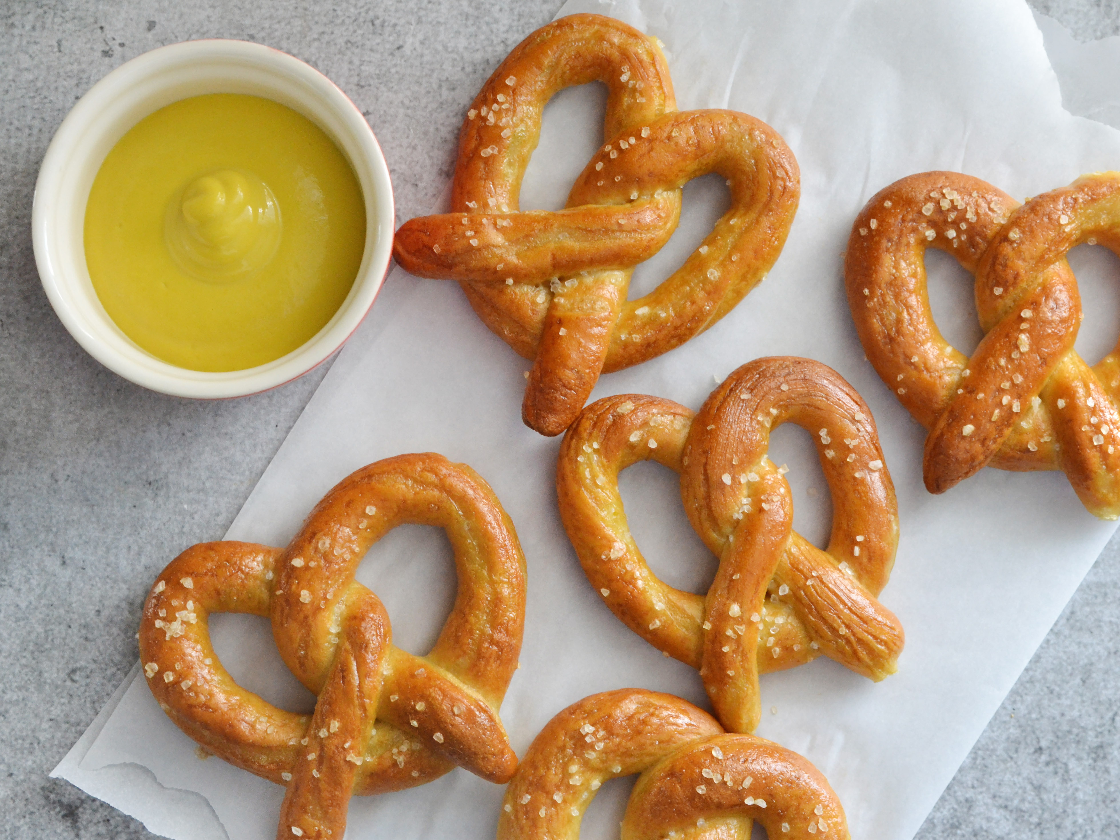 How To Make Soft Pretzels - Food.com