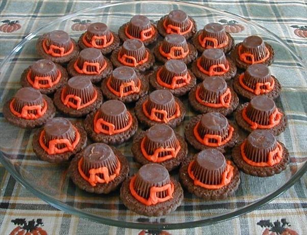 Pilgrim Hat Cookies. Photo by ms_bold