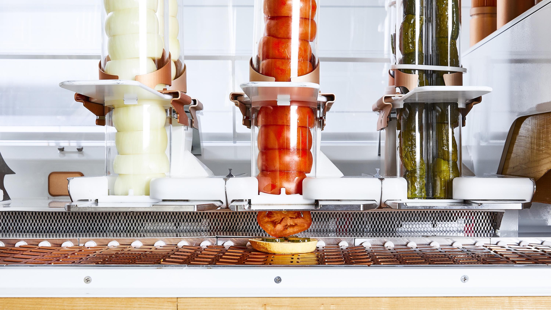 San Francisco Burger Joint Has A Robot Chef
