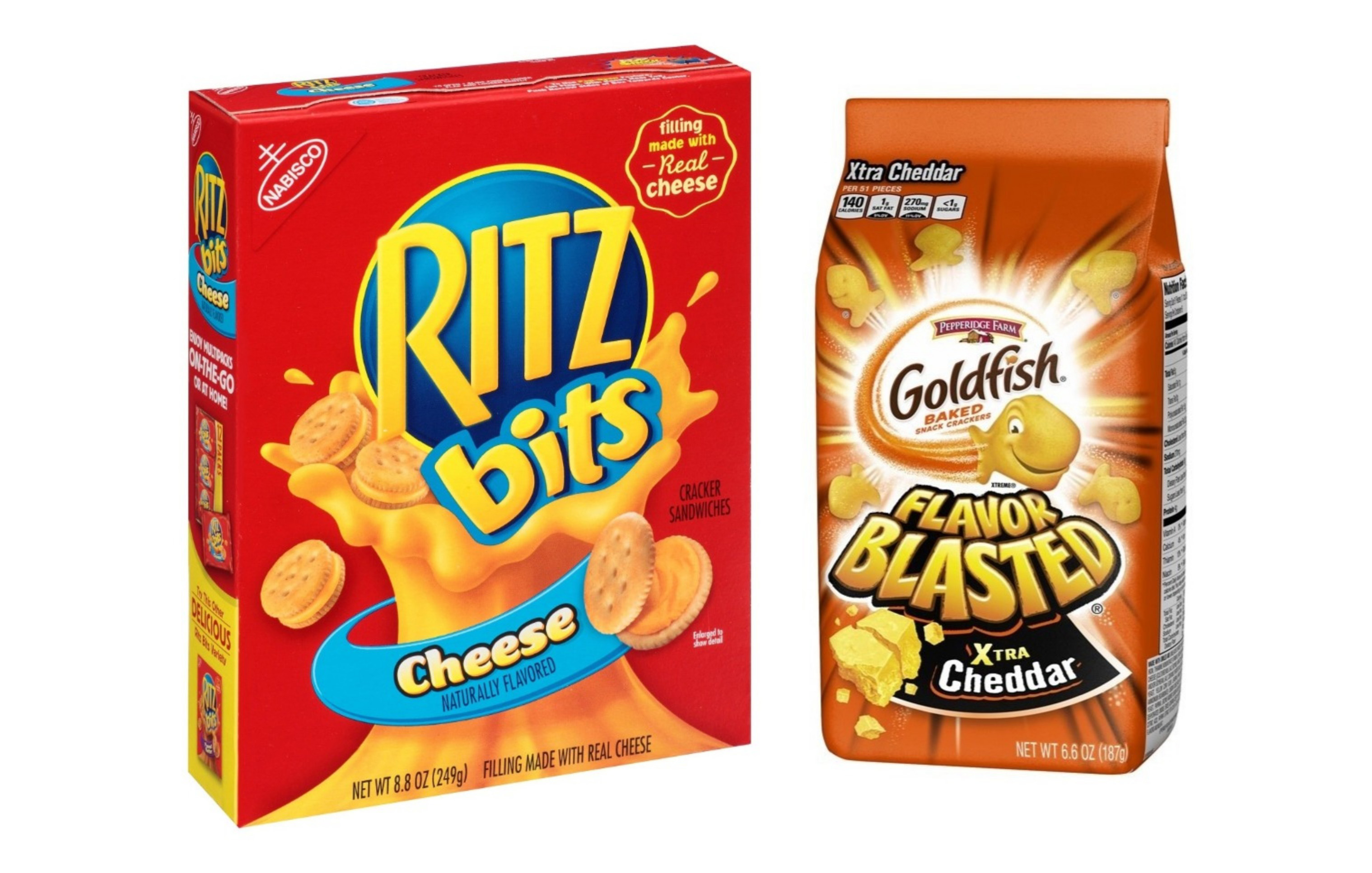 Check Your Pantries; Ritz Is Recalling Several Of Its Products