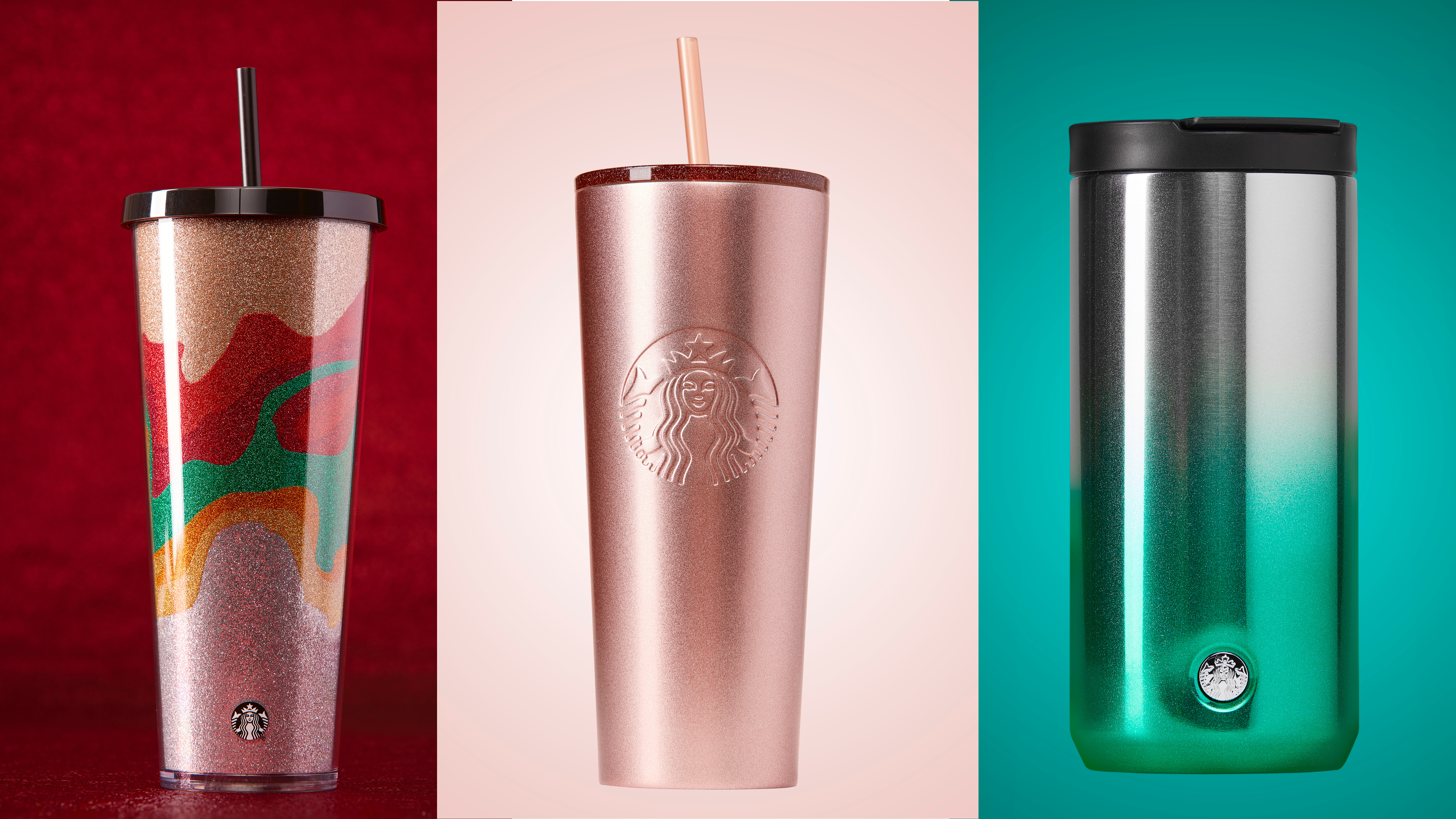Starbucks Christmas Cups.Get A First Look At Starbucks Holiday Merchandise