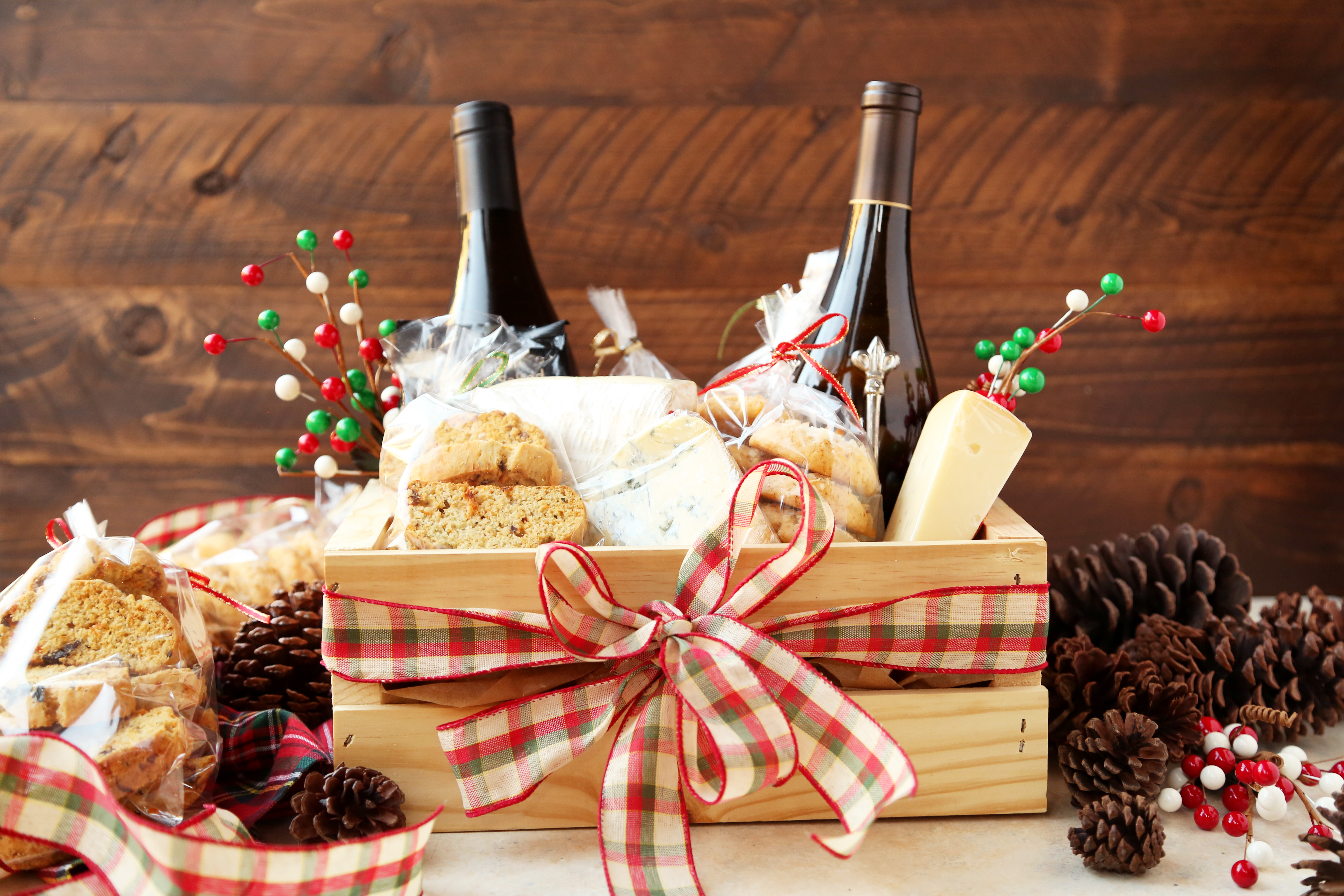 Christmas Cookie Gift Baskets Ideas Food Com