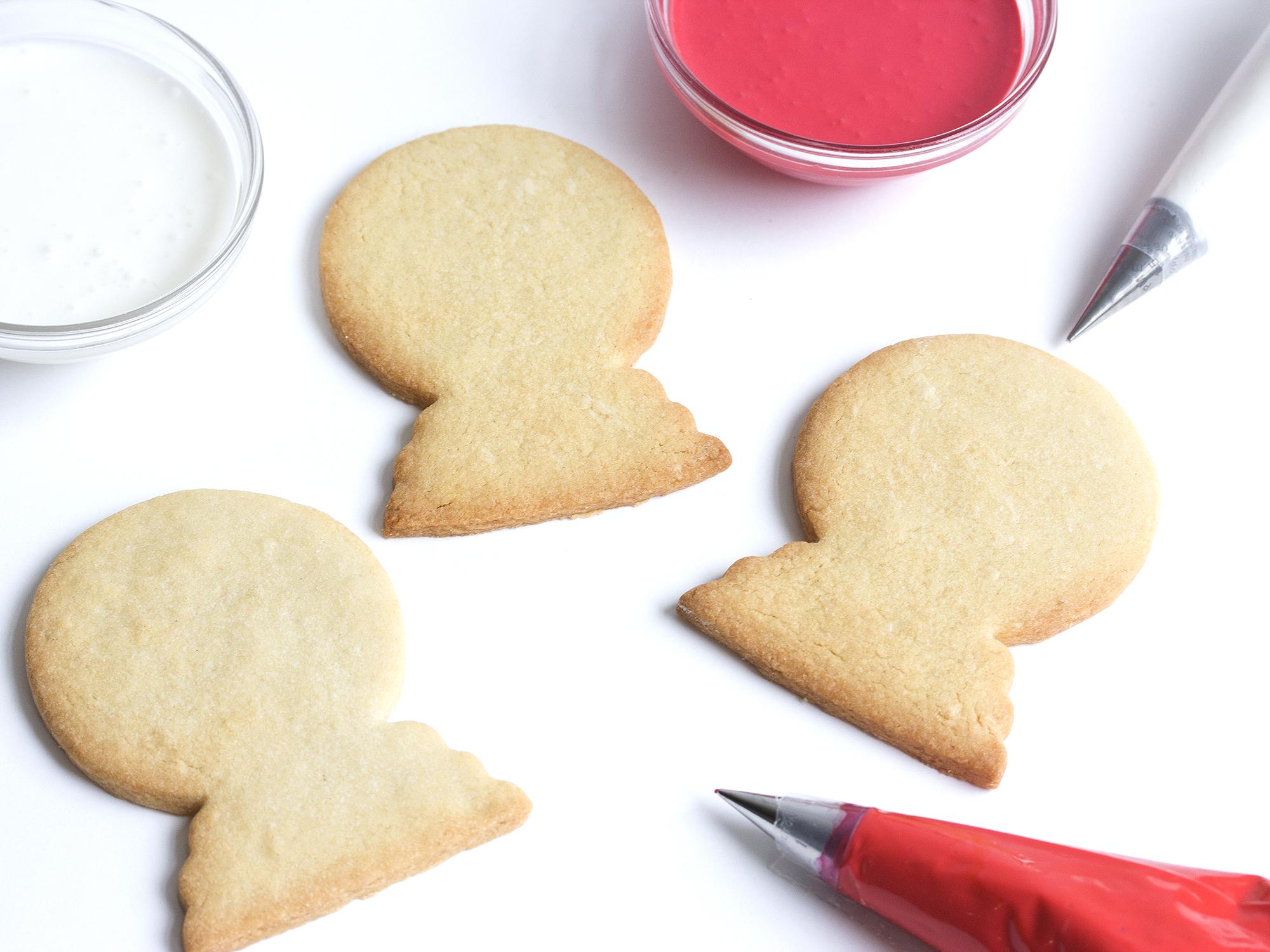 How To Make Winter Snow Globe Cookies Food Com